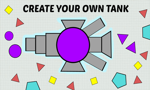 diep.io create your own tank